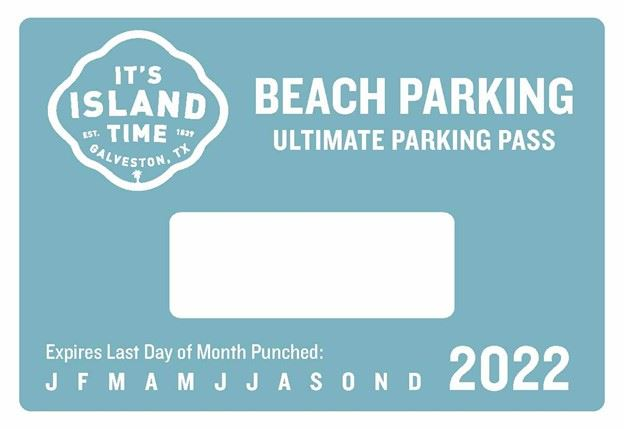 Ultimate Parking Pass 2021-2022